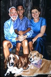 Bob Godwin Family