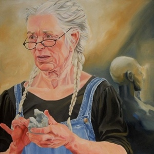 Sculptress I