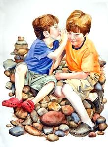 Benjamin and Daniel