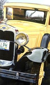 Ralph, 1930 Model A