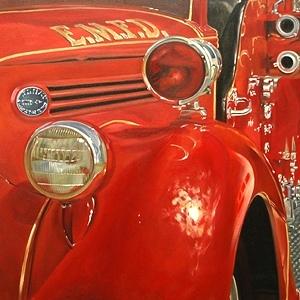 1937 Fire Engine