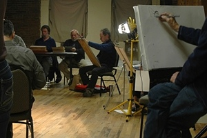 Classes and Life Drawing