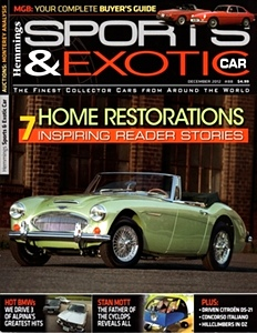 Hemming's Sports and Exotic Car Magazine