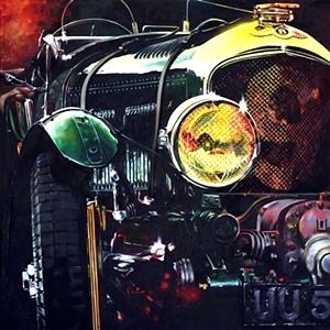 Bentley Racer #9